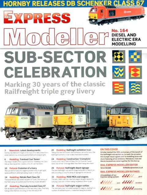 All Change at Rail Express Modeller