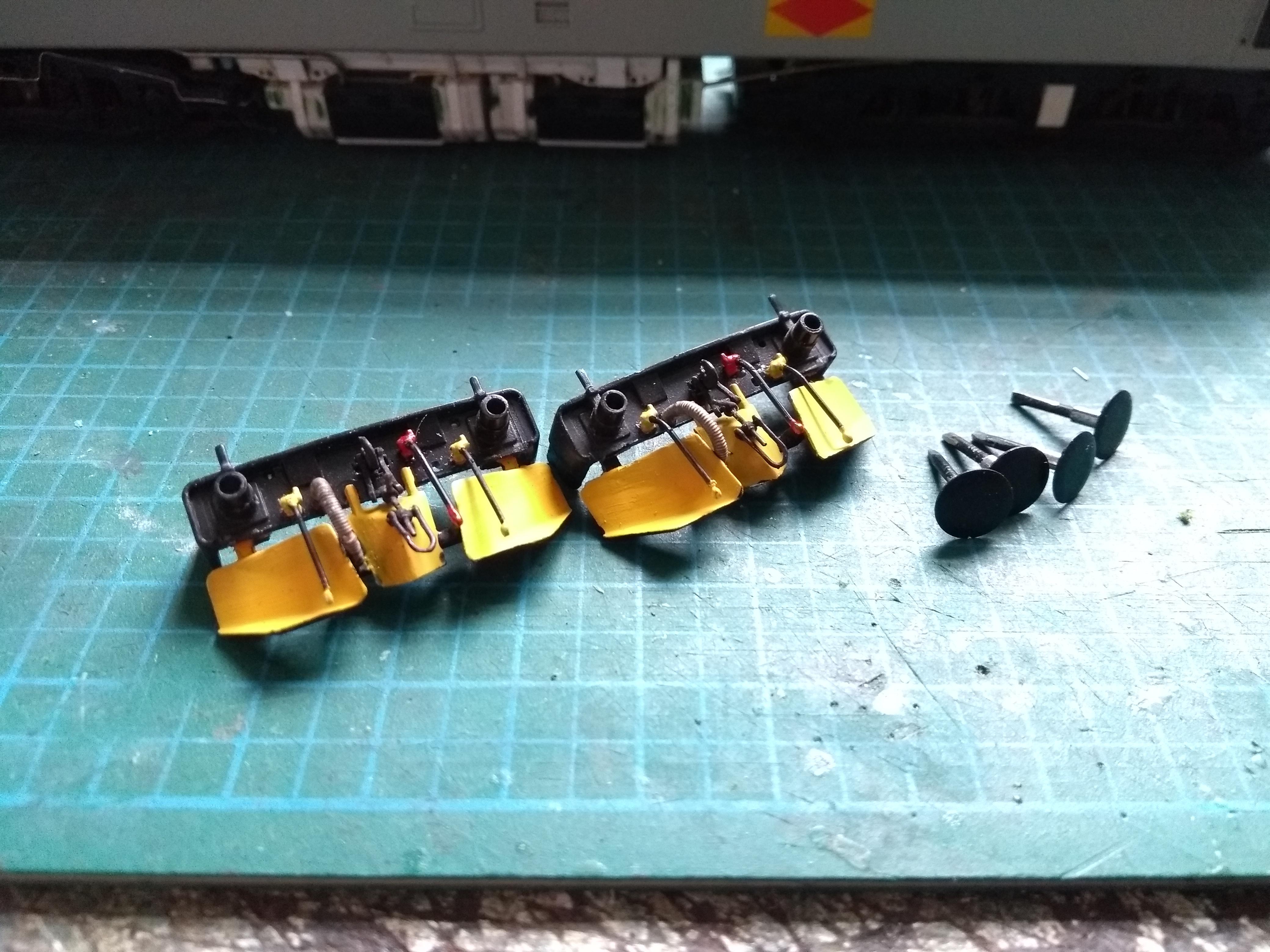 4mm Diesel Detailing Pipe Pack