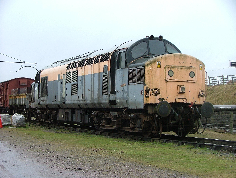Class 37 Details