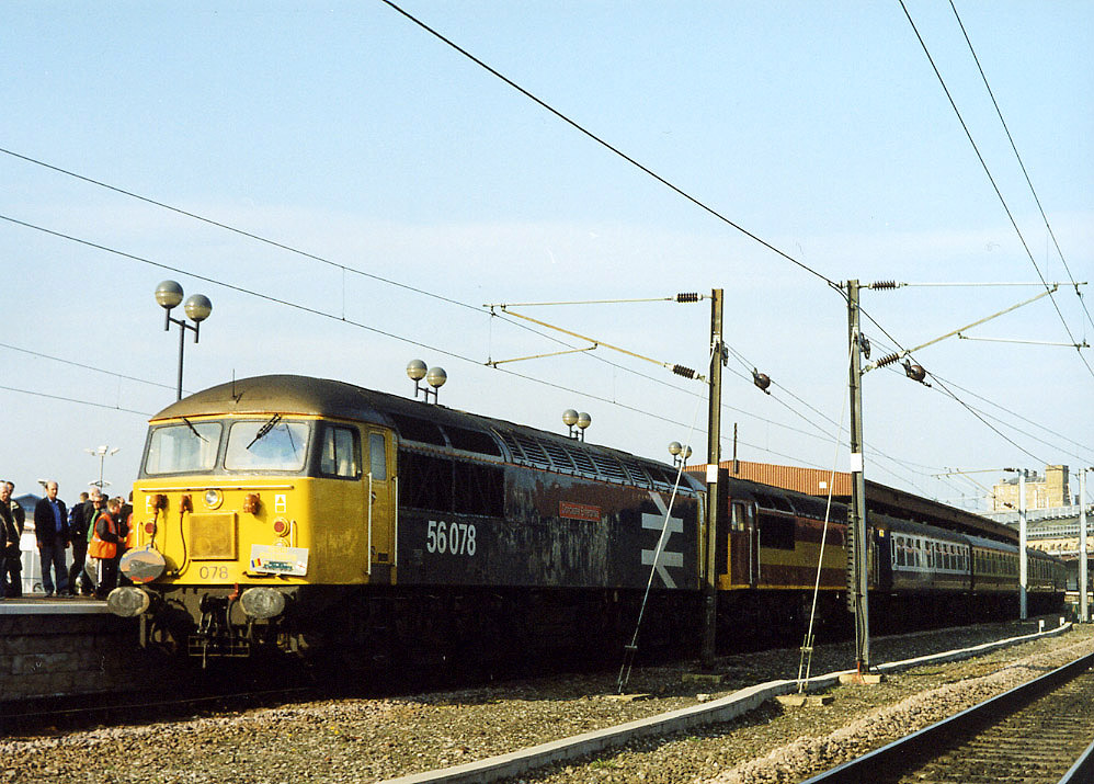 Fifteen Years Ago Today – Class 56 Finale