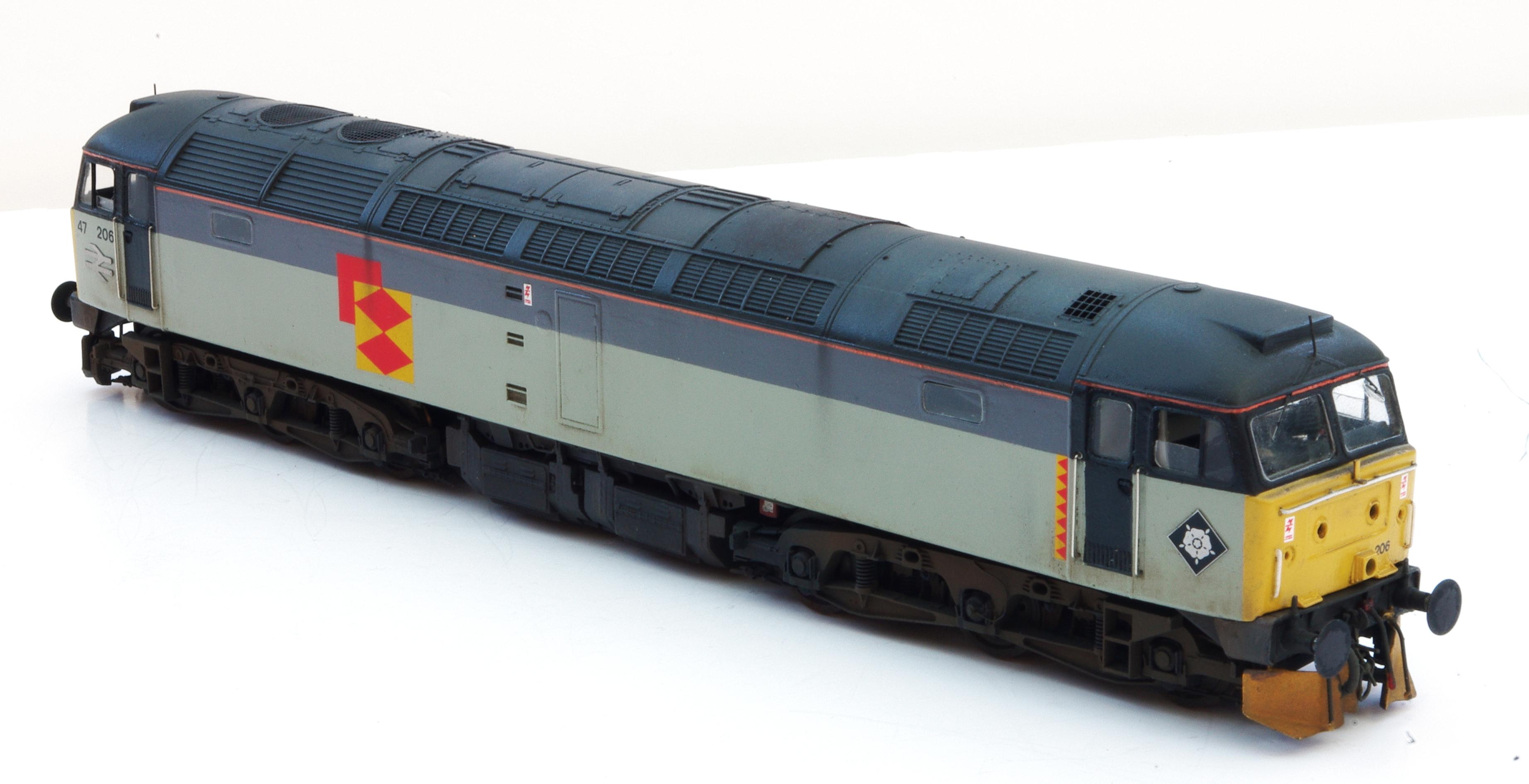 The Hybrid Class 47