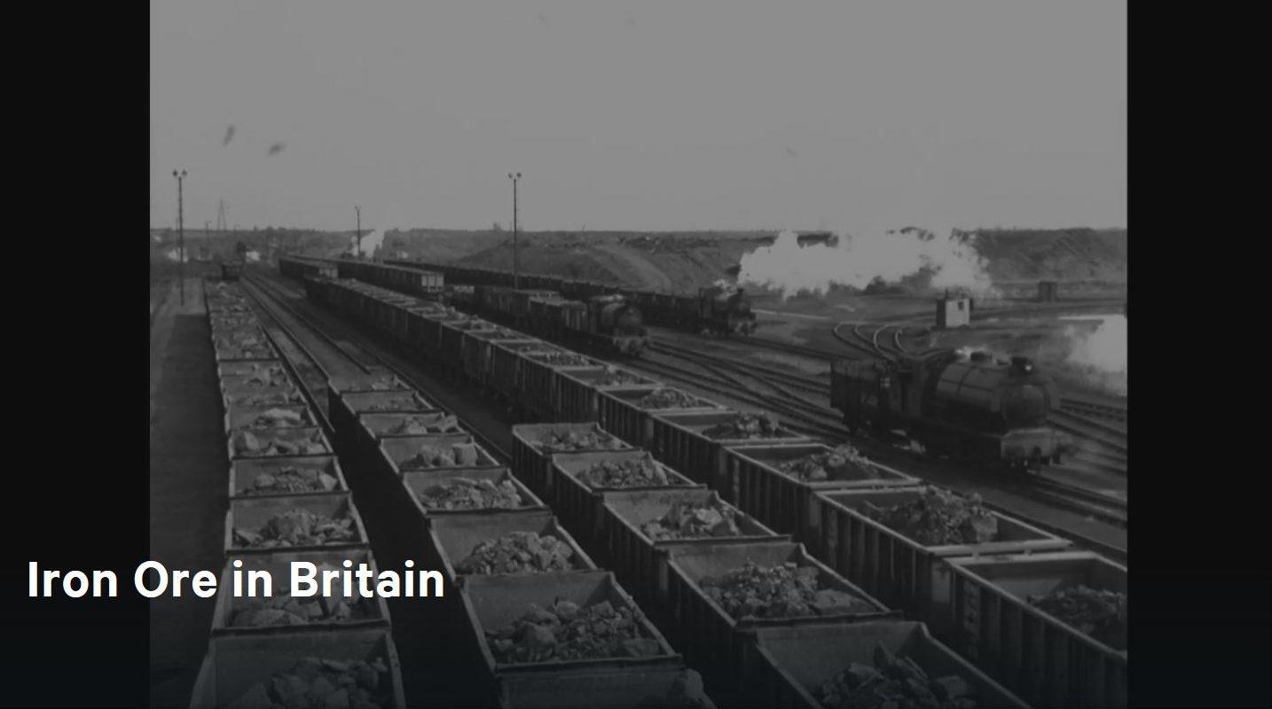 'Iron Ore in Britain'