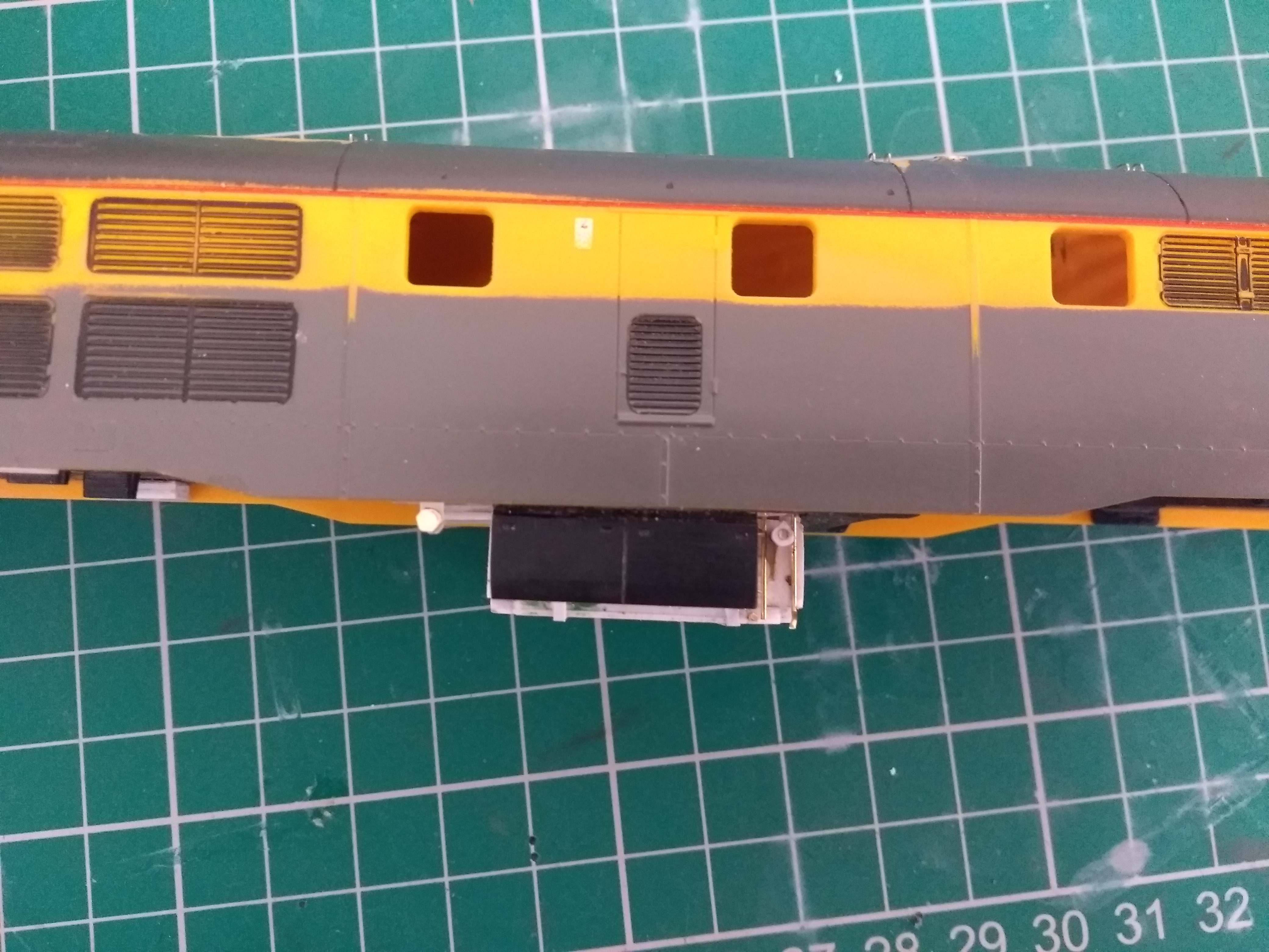 Project Lockdown – Fuel Tanks and Battery Boxes