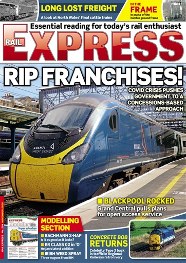 What's happening with Rail Express Modeller?