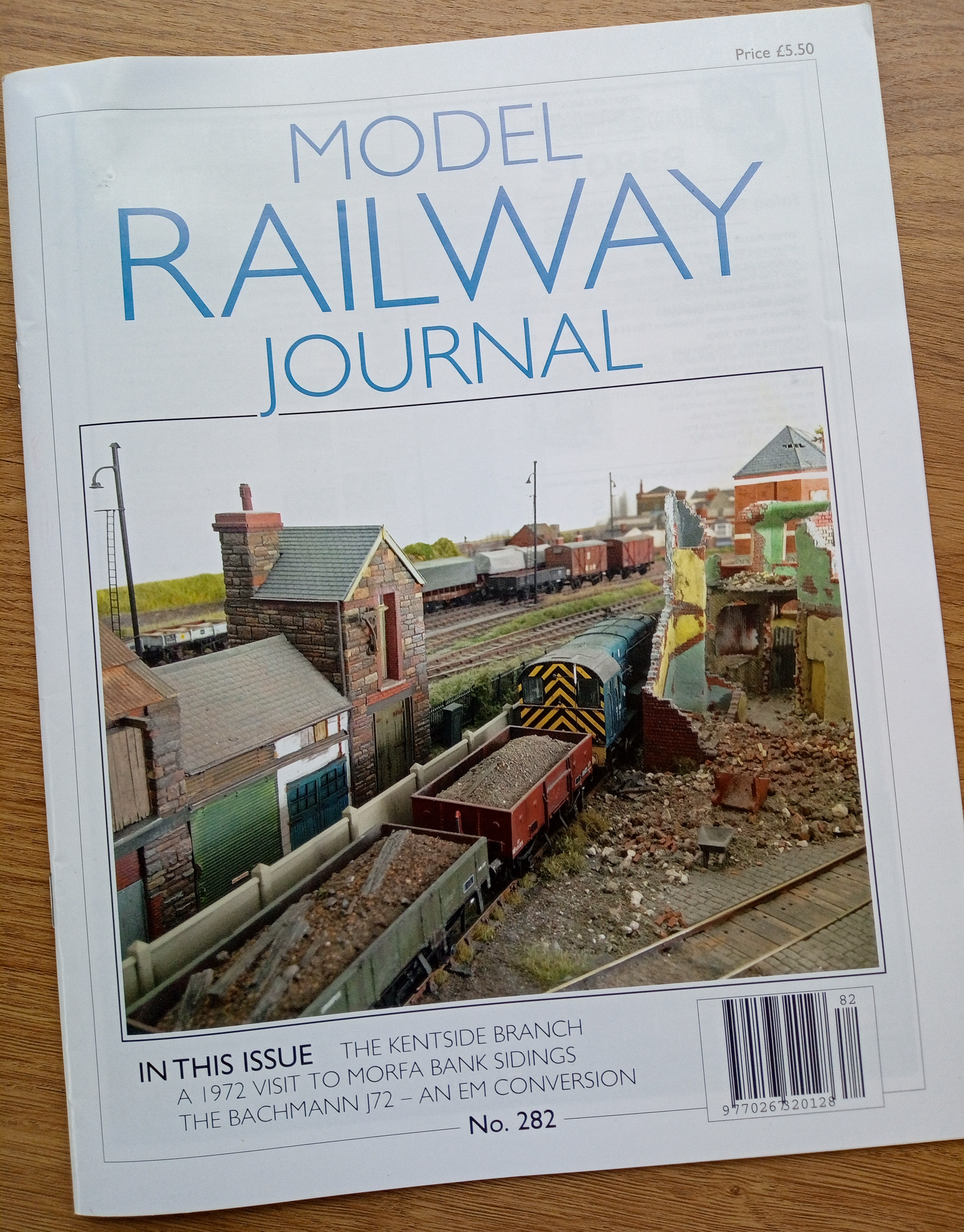 Why you should buy Model Railway Journal
