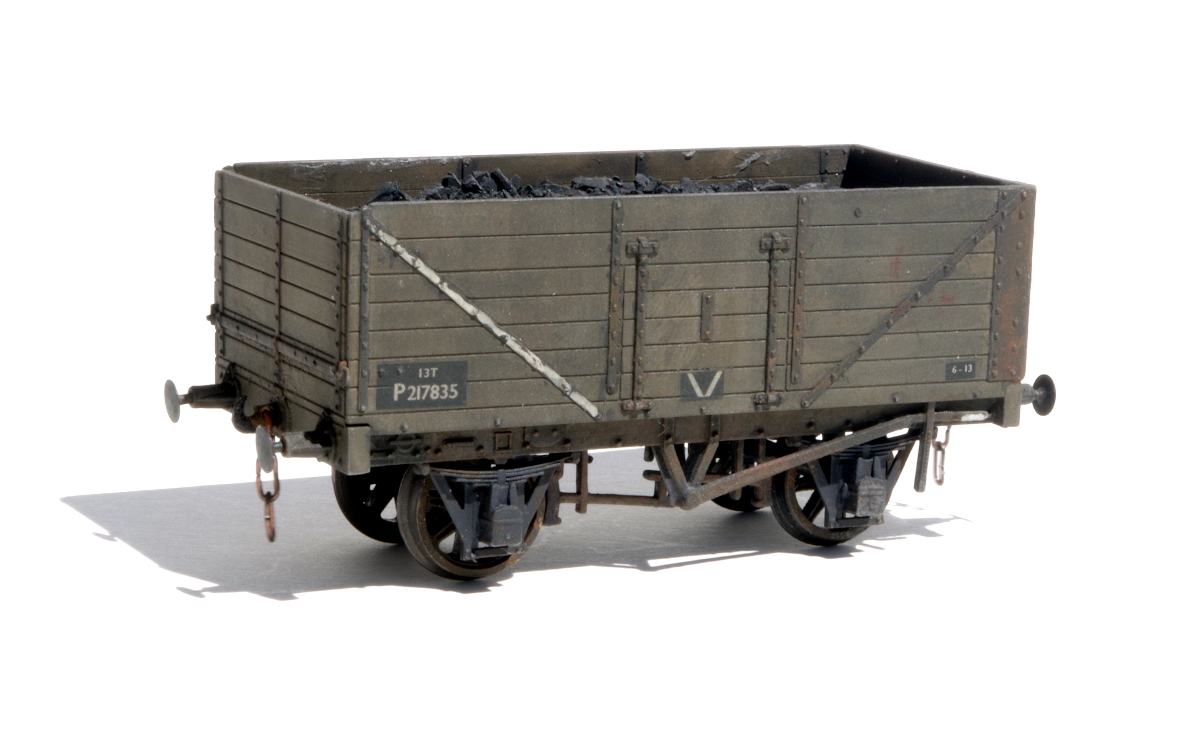The Boy's Mineral Wagon